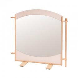 Valla espejo