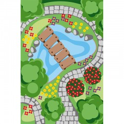 Alfombra Jardín
